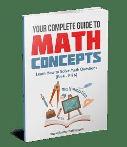 Math Concepts guide