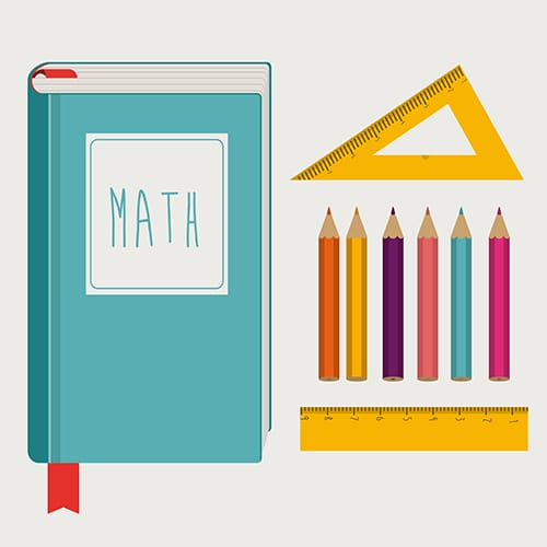 Education design over white background, vector illustration