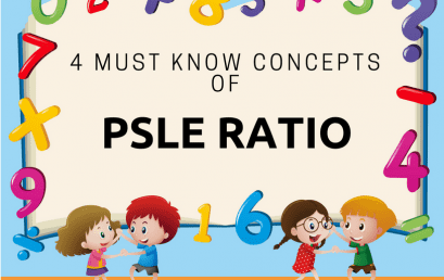 4 Must Know Concepts for PSLE Ratio