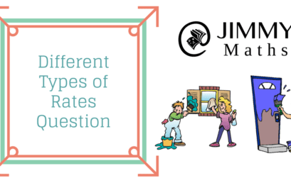 Different Types of Rates Questions in PSLE Math Papers