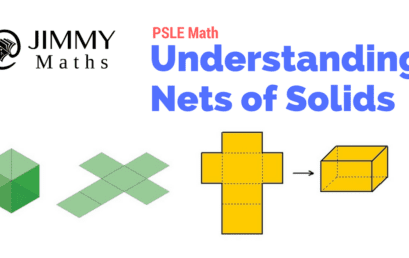 Understanding Nets of Solids (PSLE Math)