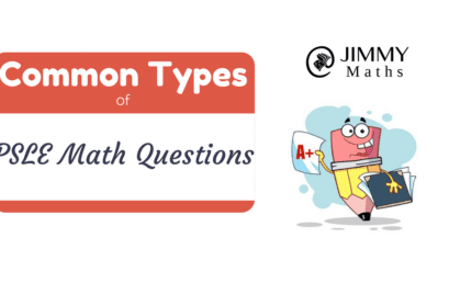 Common Types of PSLE Math Questions
