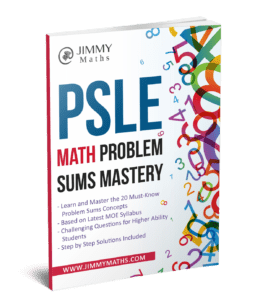 psle math assessment book