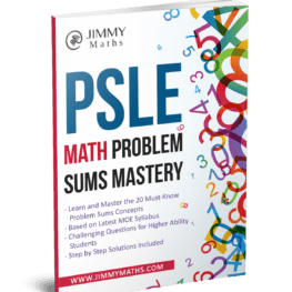 psle math assessment book
