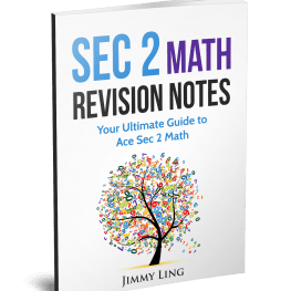 sec 2 math revision notes