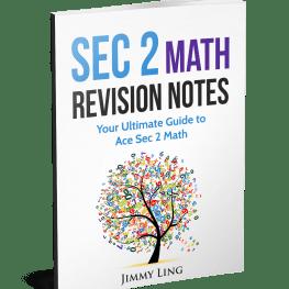 sec 2 math revision notes