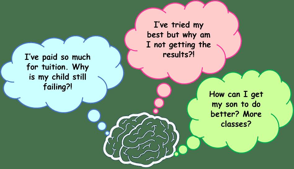 help a child who is failing math